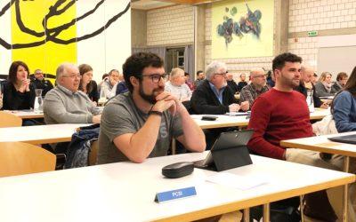 Le PCSI au Conseil de ville de Moutier !