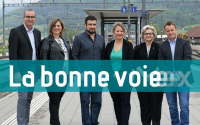 Avec le PCSI, c'est le Jura que vous envoyez à Berne !