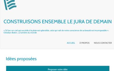 Le PCSI Jura lance la plate-forme www.jurademain.ch