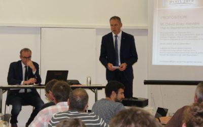 David Eray : un candidat PCSI actif et indépendant au Gouvernement Jurassien