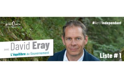 David Eray : l'équilibre nécessaire au Gouvernement